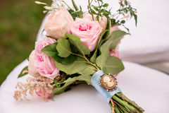 красивейшее венчание букета Стоковая Фотография RF