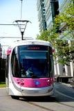 Νέο τραμ πόλεων, Μπέρμιγχαμ Στοκ Εικόνα