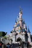 迪斯尼乐园巴黎 免版税库存照片