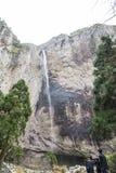 Большой водопад дракона Стоковое фото RF