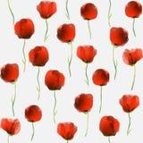 鸦片花纹花样 库存照片