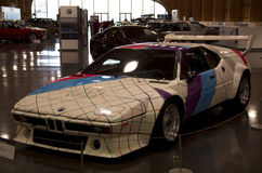 Μουσείο αυτοκινήτων της Αμερικής Στοκ Εικόνες