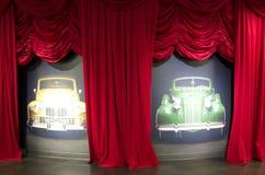 Μουσείο αυτοκινήτων της Αμερικής Στοκ εικόνες με δικαίωμα ελεύθερης χρήσης