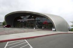Μουσείο αυτοκινήτων της Αμερικής Στοκ φωτογραφία με δικαίωμα ελεύθερης χρήσης
