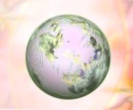 幻想世界 免版税库存照片