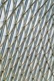 不锈钢捆结构 免版税库存图片