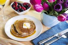 Завтрак-обед воскресенья Стоковое Изображение