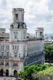 艺术国家博物馆在哈瓦那 库存照片