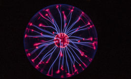 抽象球计算机生成的次幂纹理 库存图片