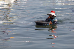 印度尼西亚海经济 库存照片