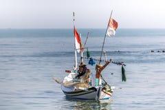 印度尼西亚海经济 免版税库存图片
