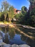 Κήπος σπιτιών Στοκ φωτογραφίες με δικαίωμα ελεύθερης χρήσης
