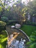 Κήπος σπιτιών Στοκ εικόνες με δικαίωμα ελεύθερης χρήσης