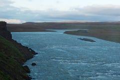 Исландия, Северн Северный Стоковая Фотография RF