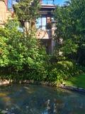 Κήπος σπιτιών Στοκ Εικόνα