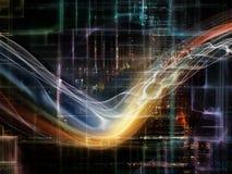Энергия символов Стоковое Изображение RF