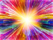 Энергия цветов Стоковое Изображение RF