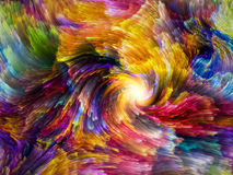 Выдвижение цветов Стоковое фото RF