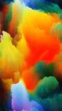 К цветам цифров Стоковая Фотография RF