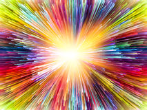 Визуализирование цветов Стоковые Фотографии RF