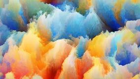Выдвижение цветов Стоковая Фотография RF