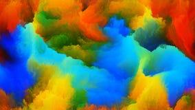 Виртуальные цвета Стоковые Фотографии RF