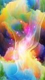К цветам цифров Стоковые Фотографии RF