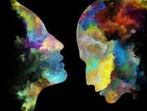Синергии внутренних цветов Стоковое Изображение RF