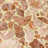 摘要接近的大理石纹理 库存照片