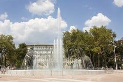 瓦尔纳,保加利亚 库存图片