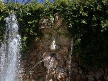 Κλασσικό ελληνικό εμπνευσμένο γλυπτό Στοκ Φωτογραφίες