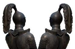 рыцари Стоковые Изображения RF