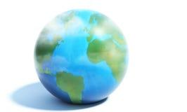 地球例证 库存图片