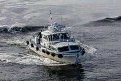 Αλιεία της εσωτερικής μετάβασης Στοκ Φωτογραφία