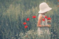 Радостная сцена детства Стоковые Фотографии RF