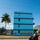 古巴西班牙语人聚居的区域 库存照片