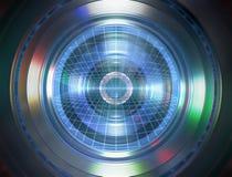 机器人眼睛 免版税图库摄影