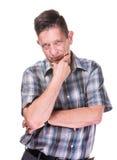 Заботливый человек трансгендерного Стоковая Фотография RF