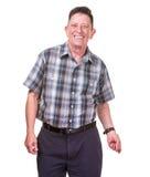 Зрелый человек трансгендерного Стоковые Фотографии RF