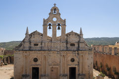 правоверное собора греческое Стоковое Фото