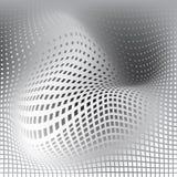 Άμορφος τομέας των τετραγώνων Στοκ εικόνα με δικαίωμα ελεύθερης χρήσης