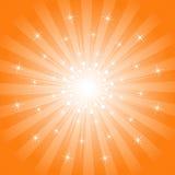 ανασκόπηση λαμπιρίζοντας αστέρι Στοκ φωτογραφία με δικαίωμα ελεύθερης χρήσης