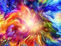 Сигнал цветовой синхронизации Стоковые Фото