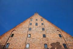 Большая мельница в Гданьске Стоковое Изображение