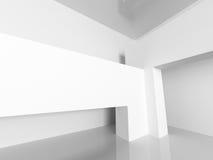 抽象建筑学建筑墙纸背景 免版税库存照片