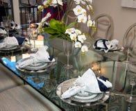 典雅的五颜六色的花卉设置 库存图片