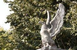 Άγαλμα αετών Στοκ Φωτογραφίες