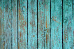 包括有削皮油漆踪影的背景老木板  库存图片