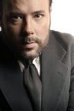 бизнесмен возмужалый Стоковая Фотография RF