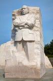 马丁路德金,小纪念纪念碑在华盛顿特区, 免版税图库摄影